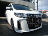 トヨタアルファード2.5 S Cパッケージ新型/新車兵庫県
