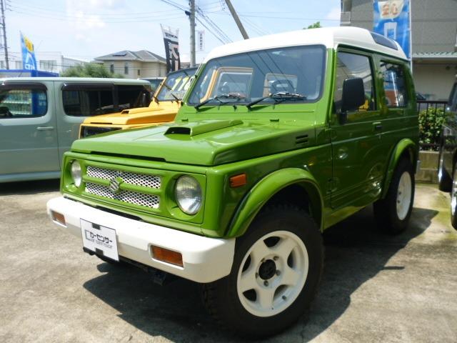 ジムニー660 パノラミックルーフ EC 4WD(スズキ)の中古車