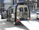 補助席付スローパー ターボ車 補助席付4人乗り 電動ウインチ
