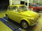 フィアット500(チンクエチェント)nuova500