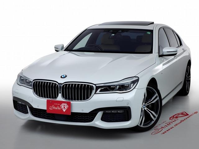 2016年BMW 740i Mスポーツ入荷いたしました。
