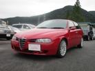 アルファ ロメオ アルファ156スポーツワゴン V6 24V Qシステム