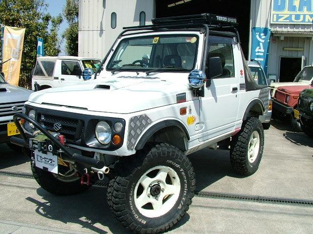 <b>ジムニー</b>660 幌 CC 4WD(スズキ)の中古車