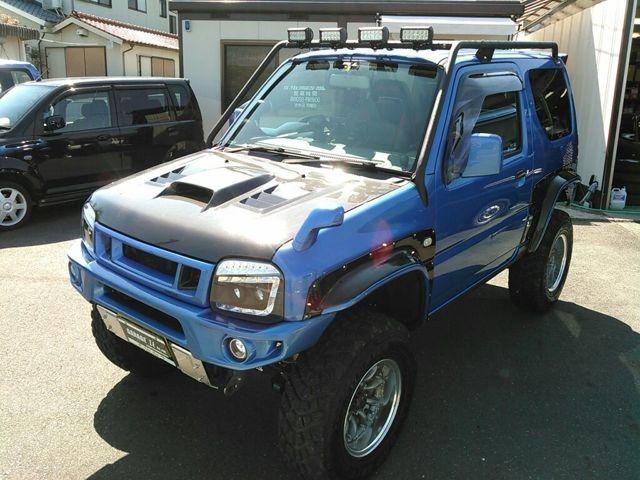 <b>ジムニー</b>660 XC 4WD(スズキ)の中古車