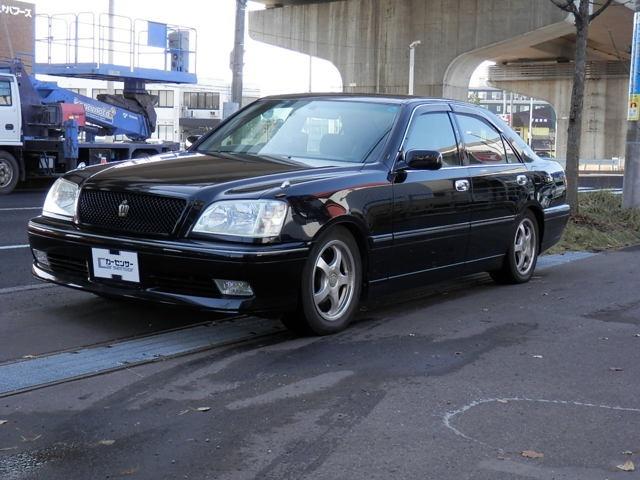 クラウンロイヤル3.0 ロイヤルサルーン Four 4WD(トヨタ)の中古車