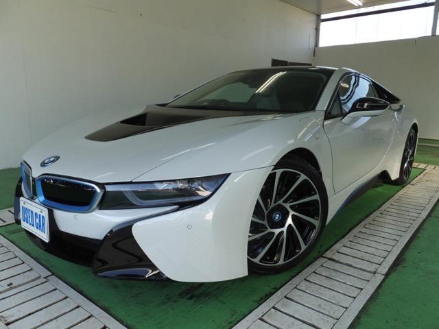 BMW i8 (I12) フルタイム4WD  無 料 電 話 TEL No 【0078-6002-358442 】 ご不明な点やご要望あればえ、お気軽にお電話下さい。