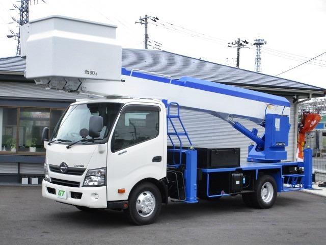日野自動車 デュトロ (茨城県)