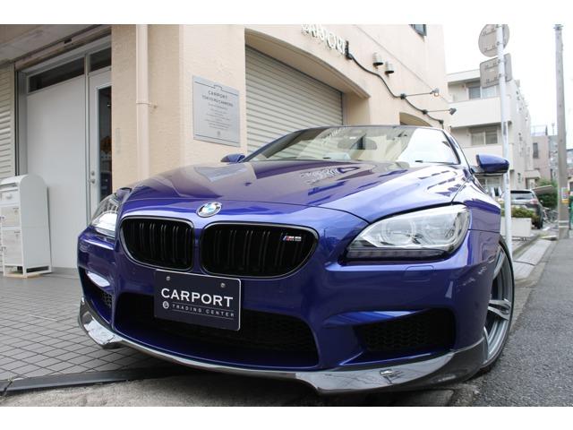 BMWM6 カブリオレ4.4白革 右ハンドル バング&オルフセン東京都