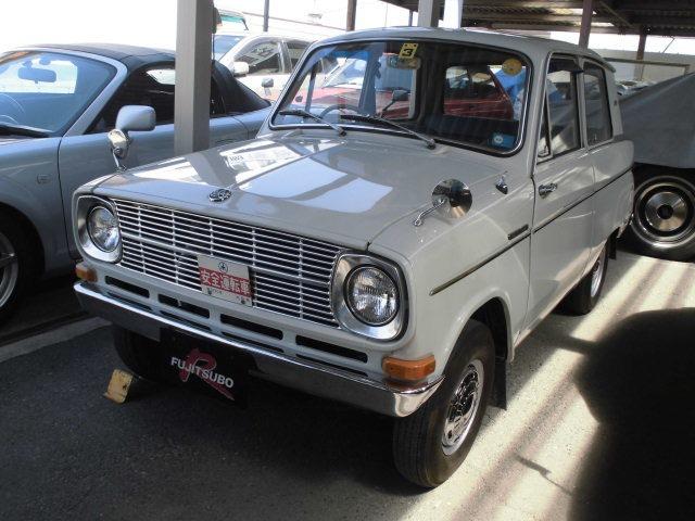 三菱 ミニカ LA21 空冷 中古車在庫画像1