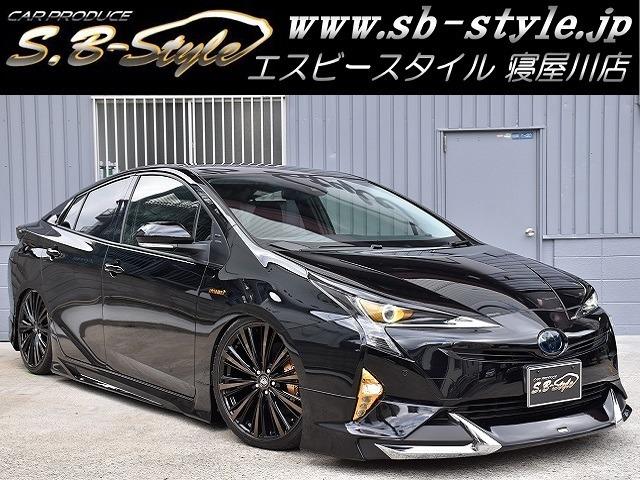 プリウス 1.8 S 島田SPL ゴールドアイ コンプリート車(大阪)の中古車 ...