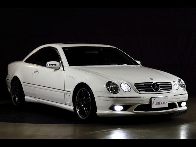 AMG CLクラス CL55 正規ディーラー車 東京都