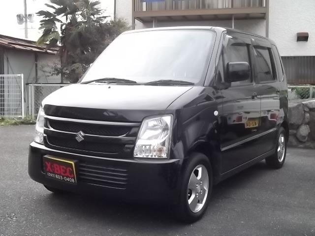 スズキ ワゴンR (福岡県)