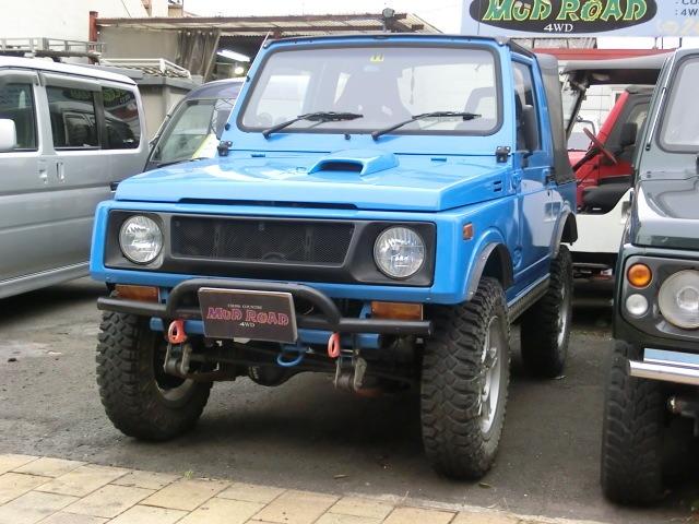 <b>ジムニー</b>660 フルメタルドア CC 4WD(スズキ)の中古車