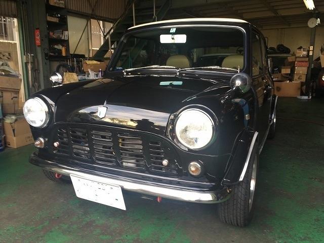 ミニメイフェア1.3i(ローバー)の中古車