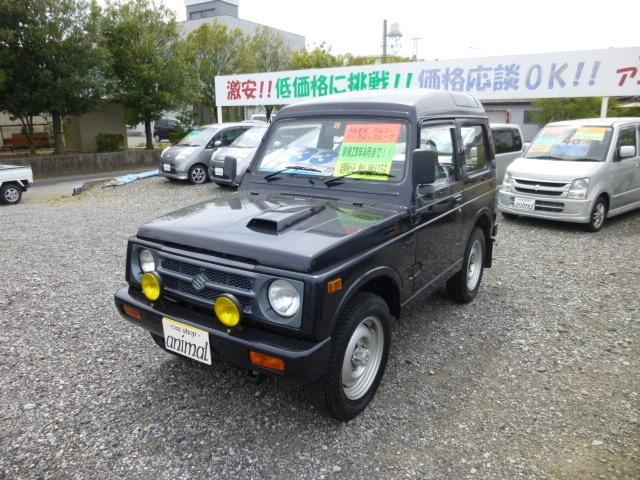 スズキ ジムニー (埼玉県)