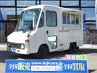 トヨタ ダイナアーバンサポーター 移動販売車 キッチンカー