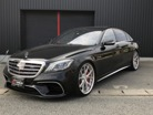 S63 4マチック プラス ロング 4WD HyperForged22inchA/W
