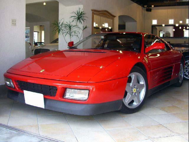 348tb(フェラーリ)の中古車