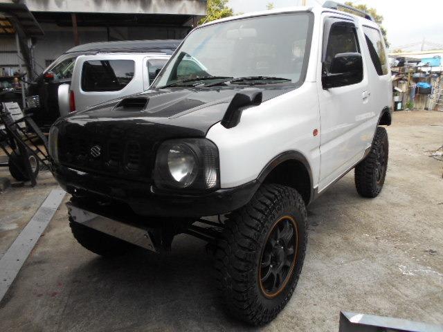 ジムニー660 XC 4WD(スズキ)の中古車