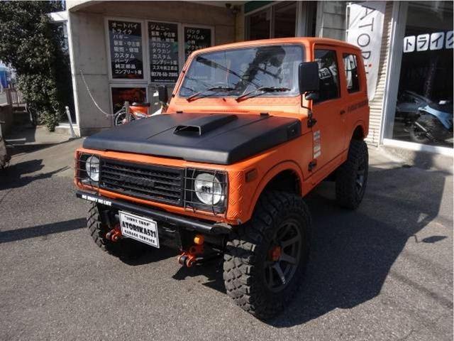 <b>ジムニー</b>660 ワイルドウインド リミテッド 4WD(スズキ)の中古車