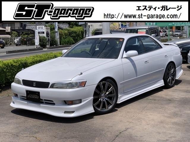 トヨタマークII2.5 ツアラーV静岡県