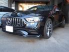 メルセデスAMGGT 4ドアクーペ43 4マチックプラス 4WD