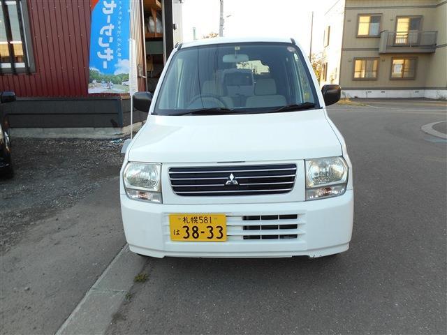 三菱トッポBJ660 S 4WD北海道