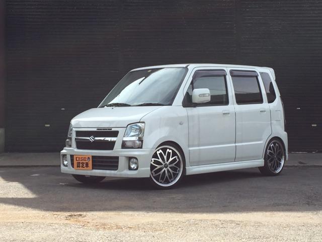 スズキ ワゴンR (静岡県)