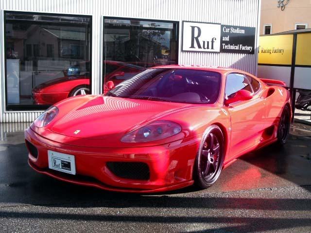 360モデナF1(フェラーリ)の中古車