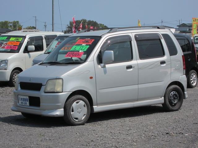 スズキ ワゴンR (岩手県)