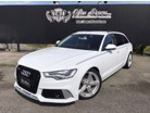 2.8 FSI クワトロ 4WD RS6仕様エアロ 19AW KWサス 黒革 正規D車
