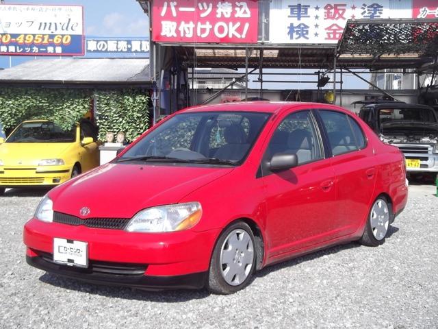 プラッツ1.5 X(トヨタ)の中古車