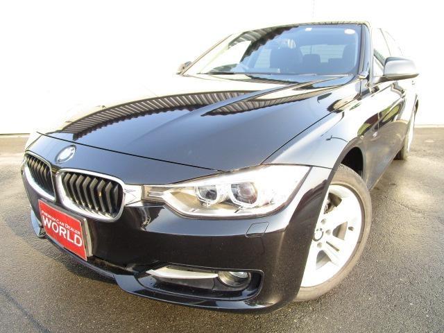BMW3シリーズ320d ブルーパフォーマンス スポーツHDDナビ福岡県