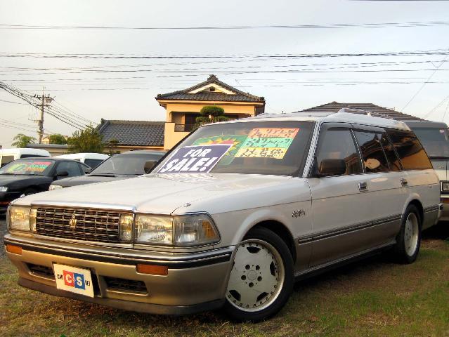 クラウンワゴン2.0 ロイヤルサルーン(トヨタ)の中古車