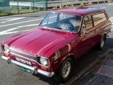 フォードエスコートステーションワゴンエスコート MK1 ワゴン 1100cc1974年モデル神奈川県