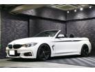 BMW 4シリーズカブリオレ 428カブリオレ Mスポーツ