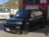 トヨタbB1.3 S Wバージョンタイミングチェーン社外アルミローダウン広島県