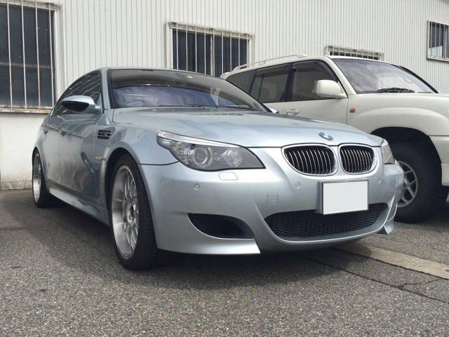 BMWM55.0車検BBS20インチ付き北海道