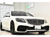 AMG Sクラス S65 ロング V12 正規D車 黒革 WALDVer.後期仕様OP191万