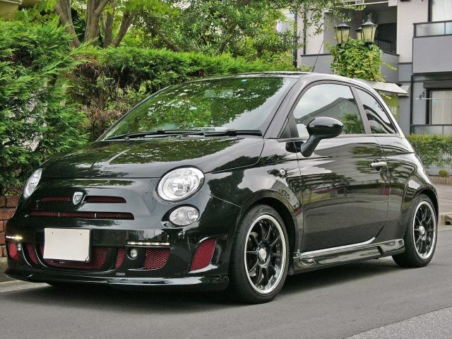 フィアット 500(チンクエチェント) (兵庫県)