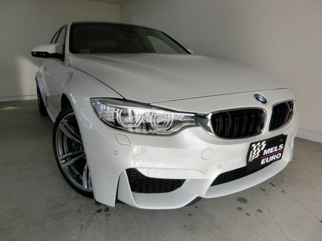 BMW M3セダン M DCT ドライブロジック 中古車在庫画像1