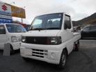 三菱 ミニキャブトラック 5速マニュアル ワンオーナー車
