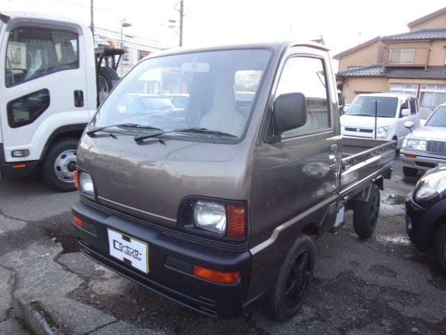 ミニキャブトラック660 TL 三方開 4WD(三菱)の中古車