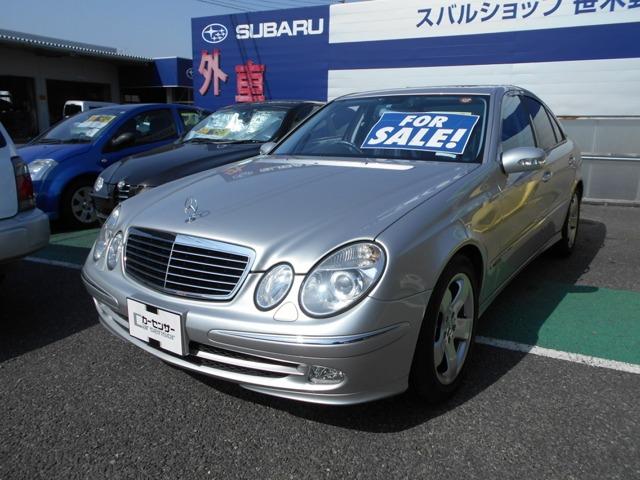 Eクラス | 東北スバル自動車販売(株)