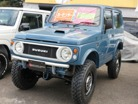 スズキジムニー660 XS 4WD