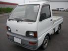 三菱ミニキャブトラック660 TD 三方開 4WD