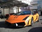 スーパーレジェーラ eギア 4WD 最終モデルデーラー車オレンジラッピング