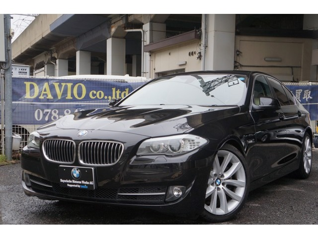 BMW5シリーズ523d ブルーパフォーマンス ハイラインパッケージ兵庫県
