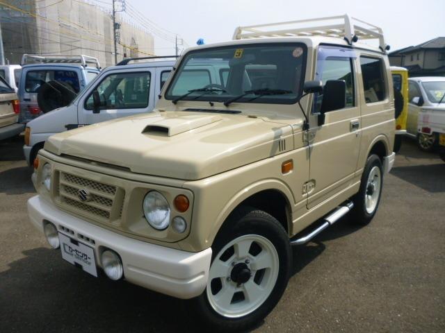 ジムニー660 XS 4WD(スズキ)の中古車