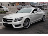 AMG CLSクラス CLS63 黒革 ベンチレーター AVS T5 20inAW